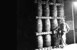 foto barili rum caroni