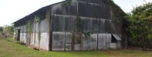 foto stato attuale distilleria Caroni
