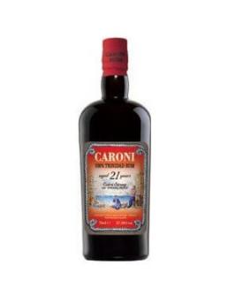 Bottiglia rum Caroni 21 y.o. millesimo 1996