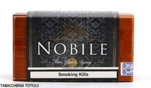 scatola toscano nobile di manifattura sigaro toscano