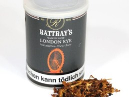 Rattray's Tobacco london eye