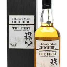 Chichibu whisky the first
