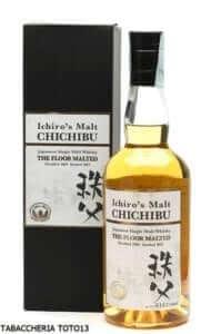 Chichibu whisky the floor malted