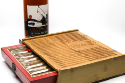 "sigaro Toro Davidoff ""Year of the Monkey"" Limited Edition 2016 chichibu sherry cask 2013 70th velier"