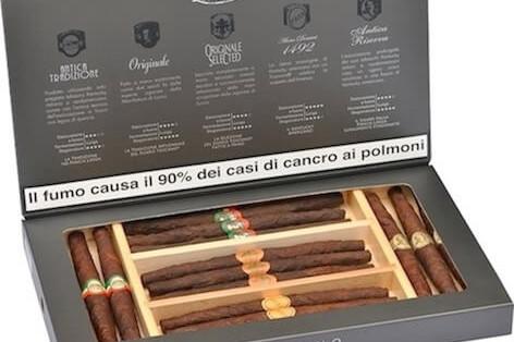Scatola regalo Toscano Scrigno
