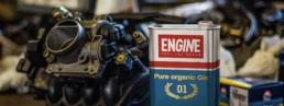 Engine gin motor of life
